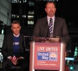 2014 United Way Torch Lighting Kick Off