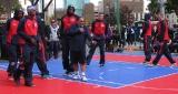 New United Way Team Members:  Detroit Pistons