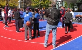 New United Way Team Members:  Detroit Pistons