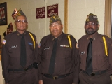 2014 DPD Veterans Day Luncheon