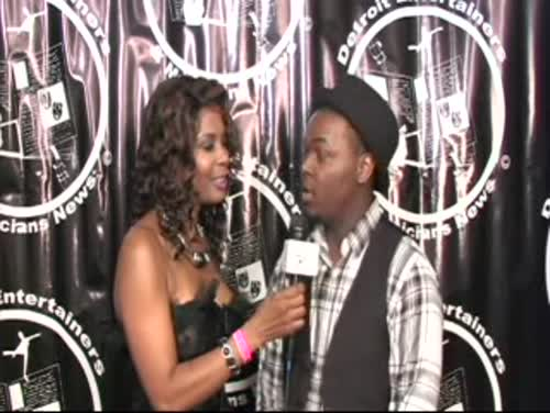 2015 Detroit Music Awards Interviews Pt. 1